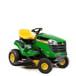 Follow link to view the D105 Lawn Tractor.