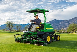 Customers Drive New Mower Upgrades