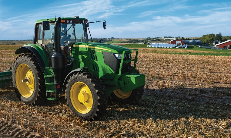 Powerful 6M Tractor Image, see which one is right for you.