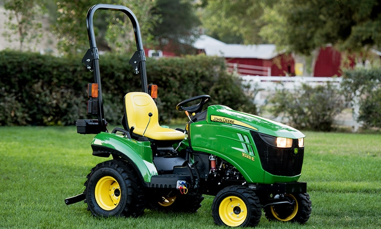 1023E Sub-Compact Tractor as low as