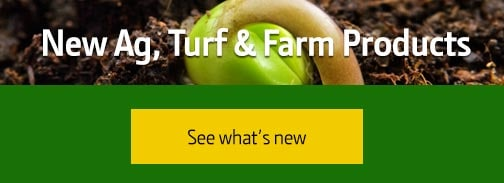 See What's New from John Deere
