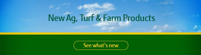 New Ag, Turf, and Farm Products Image with Sky background
