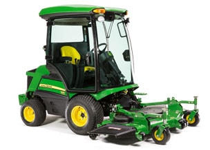 Follow link to Front Mowers