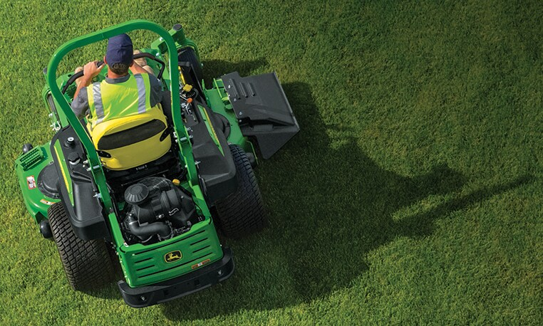 View ZTrak Zero-Turn Mower Offer