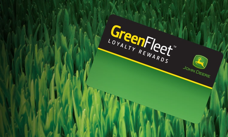 Follow link to GreenFleet Rewards discounts
