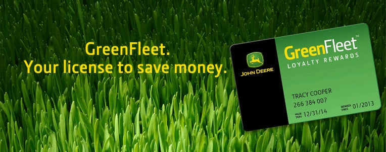 GreenFleet Loyalty Rewards
