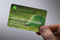 John Deere Financial card image