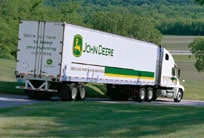 JohnDeere delivery truck image