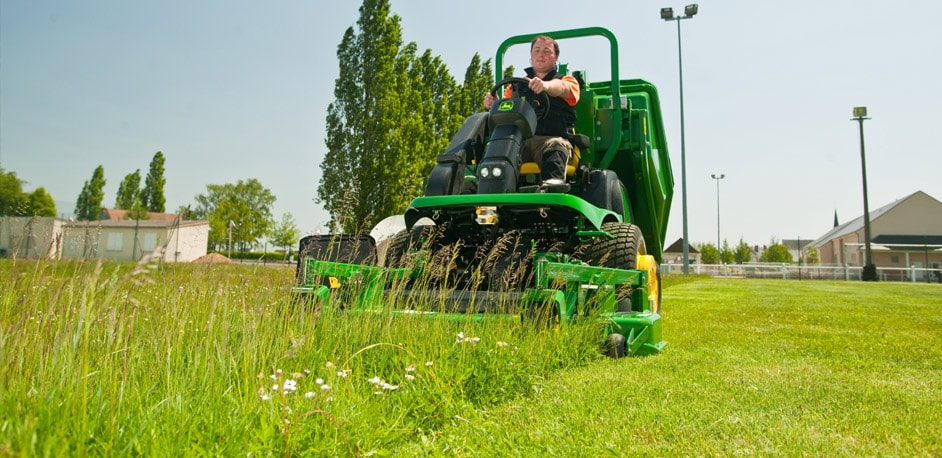 Commercial Mower Range