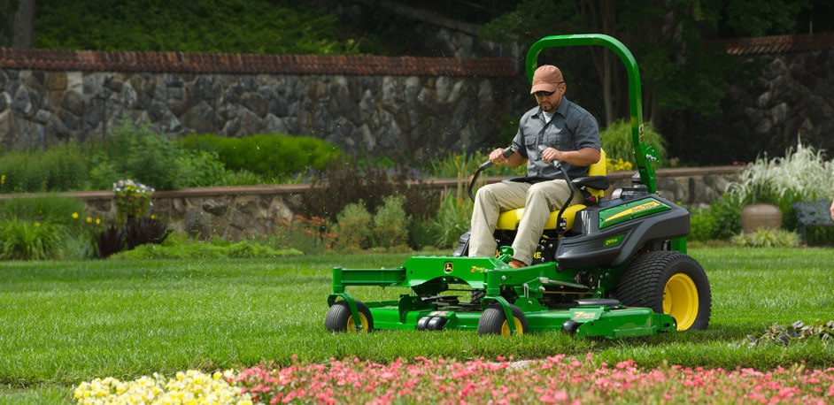 The all-new ZTrak™ Mowers
