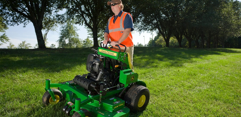 The New QuikTrak™ Mowers