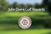 Follow link to John Deere Golf Rewards
