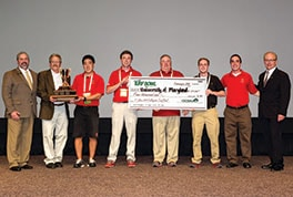 University of Maryland takes top honors in Orlando.