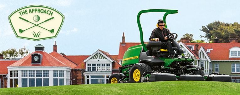 The Approach: John Deere Golf