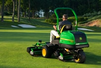 Get Consistent Cuts on Fairways, Surrounds and Tees