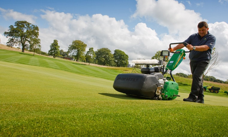 SL-Series Walk behind Greens Mowers