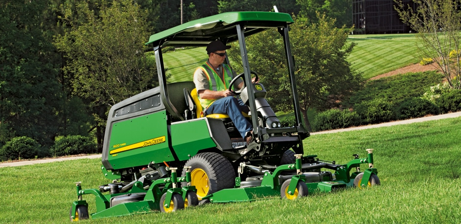 Consider John Deere Leasing to match equipment and projects