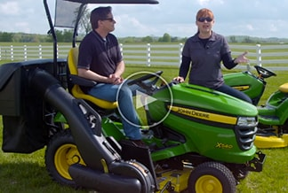 Follow link to perfect lawn attachments video.