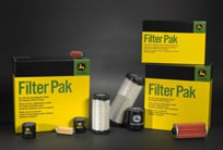 Commercial Parts: Filter paks