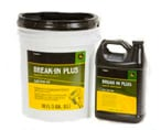 Break-In Plus Oil