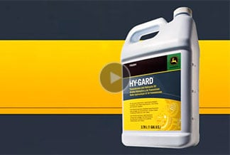 Follow link to watch John Deere Hy-Gard video