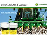 View Cotton Picker Spindle Grease and Cleaner Brochure