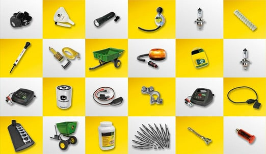 Accessories, maintenance, workshop