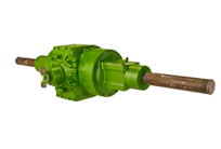 Reman: Drive train axles