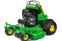QuikTrak Stand-On Mower studio photo