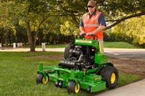 Follow link to view QuikTrak™ 600 M Series mowers