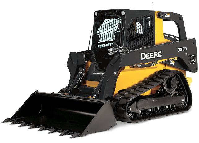 333D Compact Track Loader