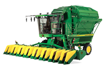 7460 Cotton Stripper