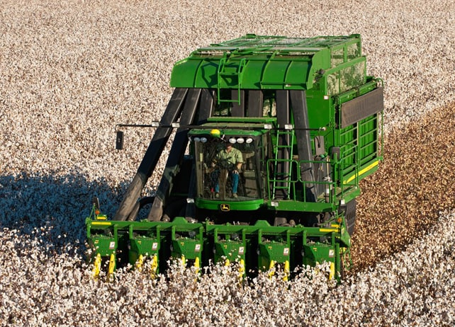 7660 Cotton Picker Cotton Harvester