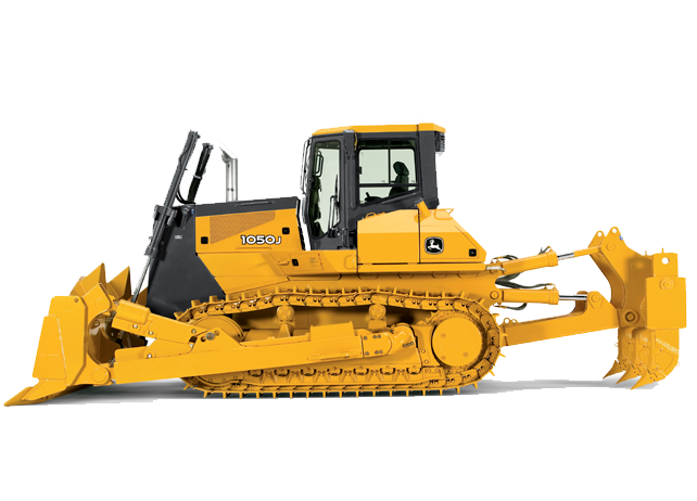1050J Crawler Dozer
