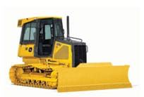 Click here to learn about our model 450J Forestry Crawler Dozer