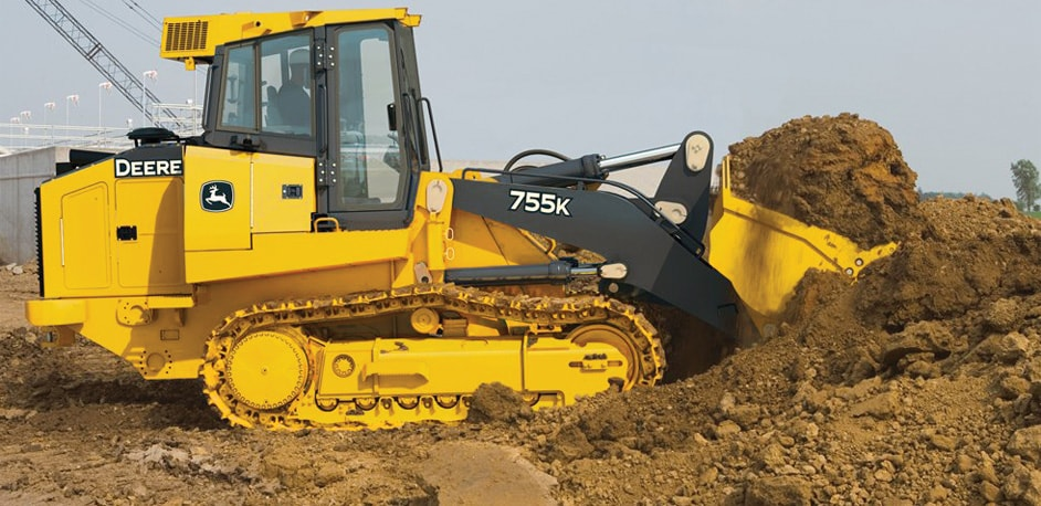 Crawler Loaders from John Deere