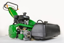 Key Benefits E-Cut™ Hybrid Technology on Walk Greens Mowers