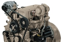 EPA Interim Tier 4 PowerTech M Generator Drive Engines