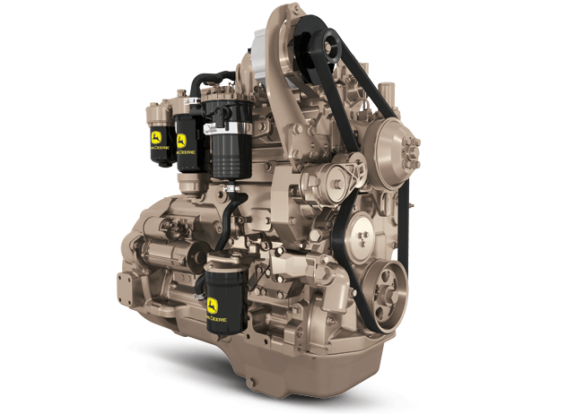 4.5L Industrial Diesel Engine 55 kW (74 hp)
