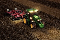 John Deere Guidance systems lead the way