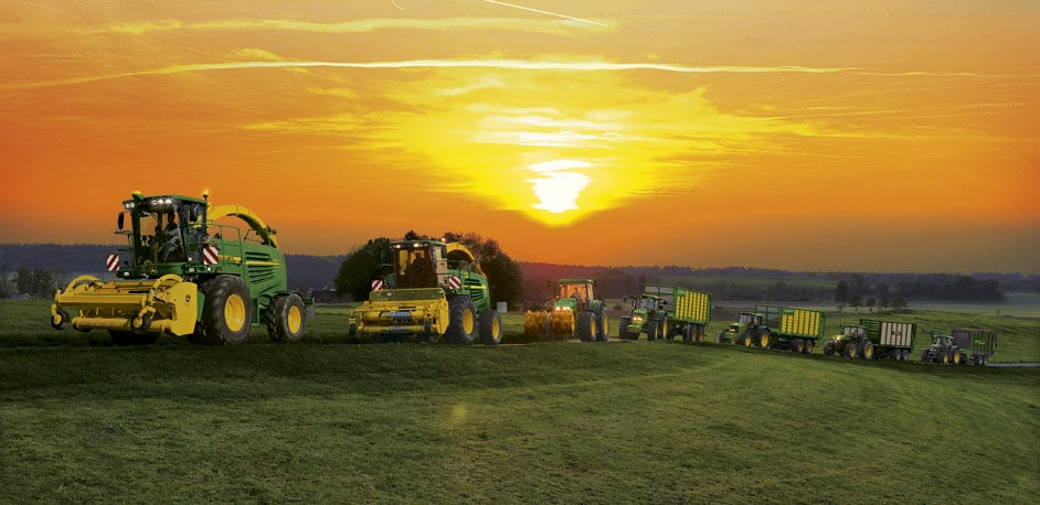 John Deere National Agriculture Day