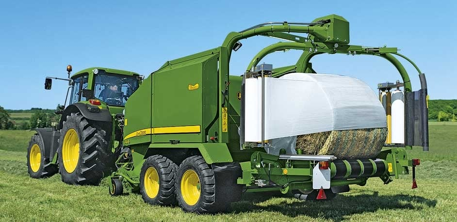 700 Series Wrapping Balers