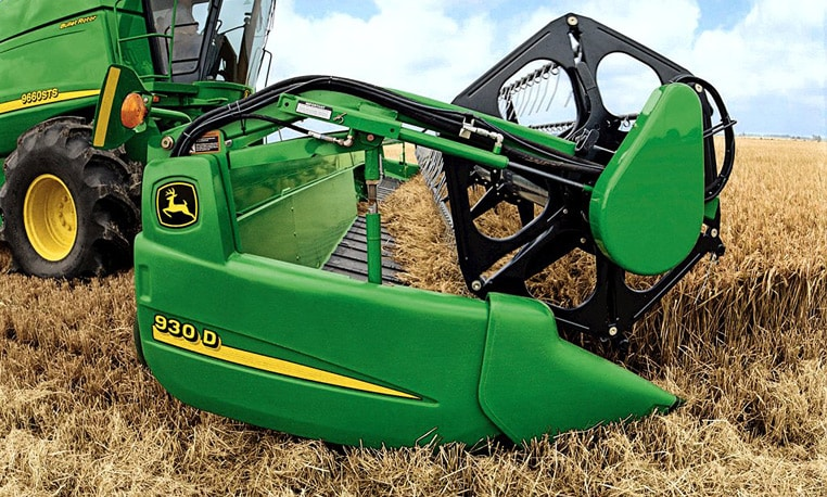 900D – Great for medium-height straw