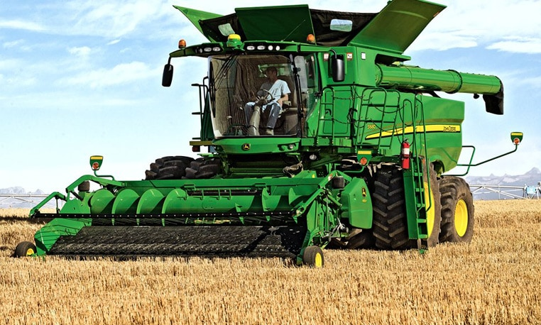 615P – Best choice for windrowing and swathing