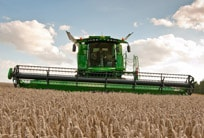 S700. The Automated Combine