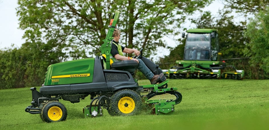 Commercial Mowing Equipment