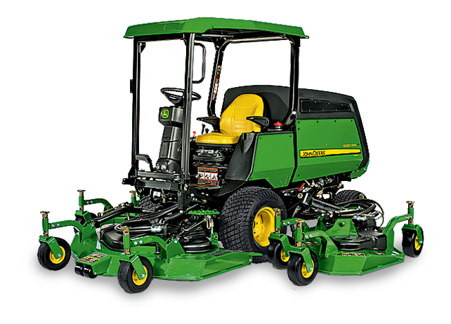 1600T Wide Area Mower
