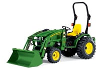2027R Compact Utility Tractor