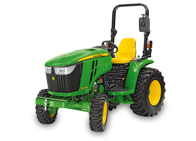 3038R COMPACT UTILITY TRACTOR