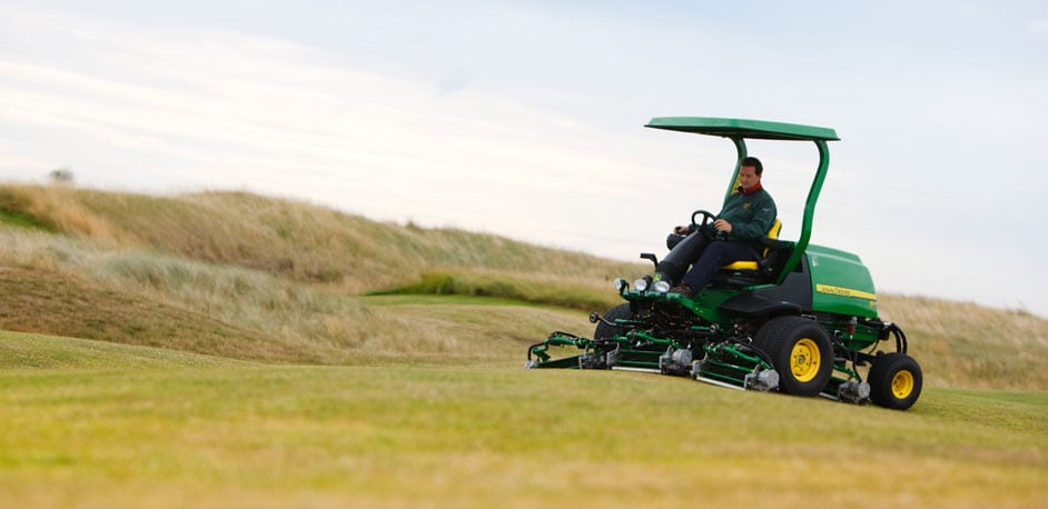 Fairway Mowers: 7500/8000/8500 E-Cut Hybrid